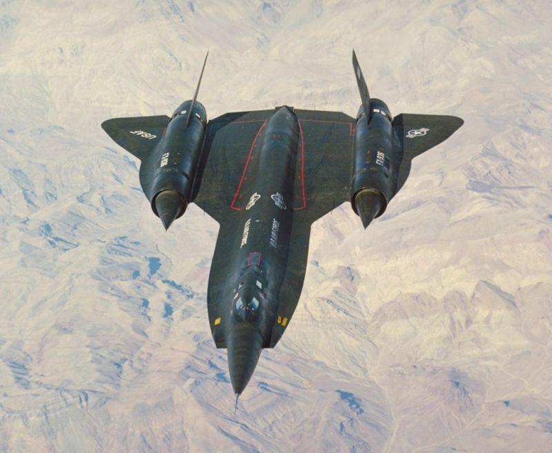 Lockheed YF-12 grafika