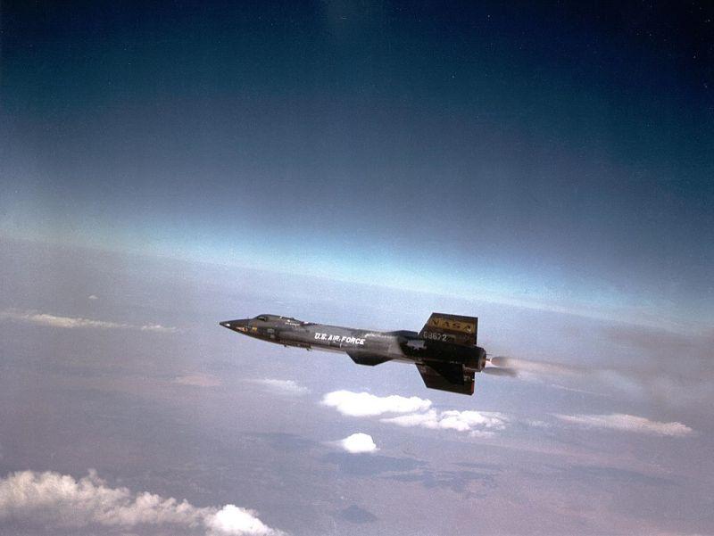 10 najszybszych samolotów